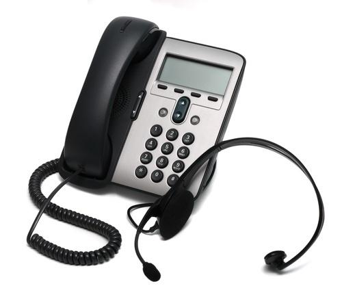voip phone components