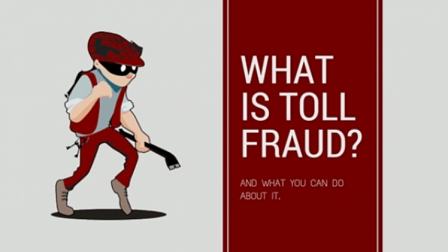 what is toll fraud